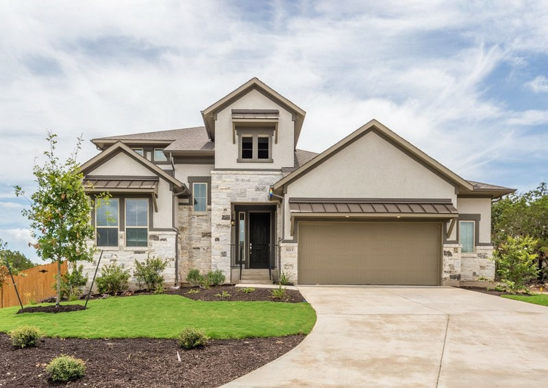 Chesmar Homes | Gibson Floor Plan | SaddleCreek