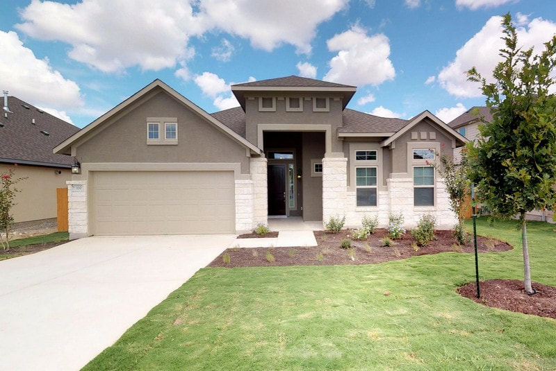 Chesmar Homes | Michelle Floor Plan | SaddleCreek