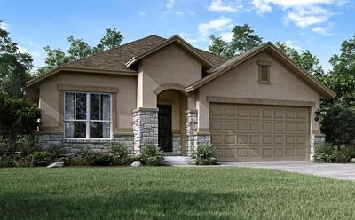 Saddle Creek - Classic Collection | Century Communities | Georgetown New Homes