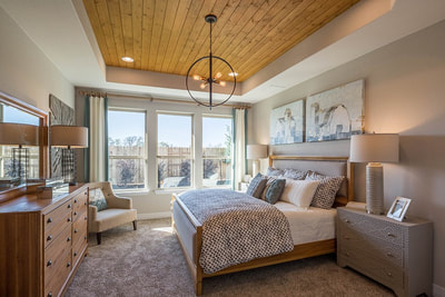 SaddleCreek | Georgetown New Homes  - Chesmar Homes | Model Home Interior