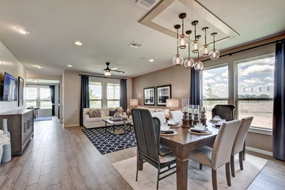 Saddle Creek I Luxury Interiors | Century Communities