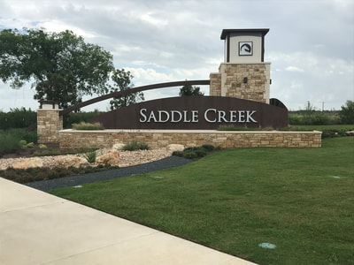 SaddleCreek | Entrance