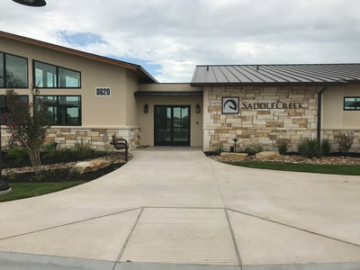 Amenity Center | Entrance