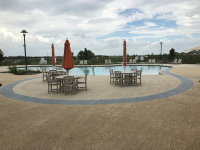 Amenity Center | Pool Area
