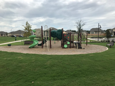 Amenity Center | Playground