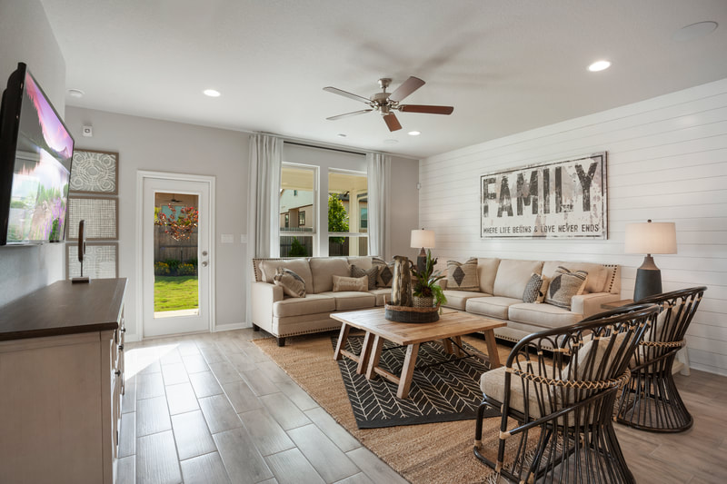 Saddle Creek - Villas Collection | Century Communities | Georgetown New Homes